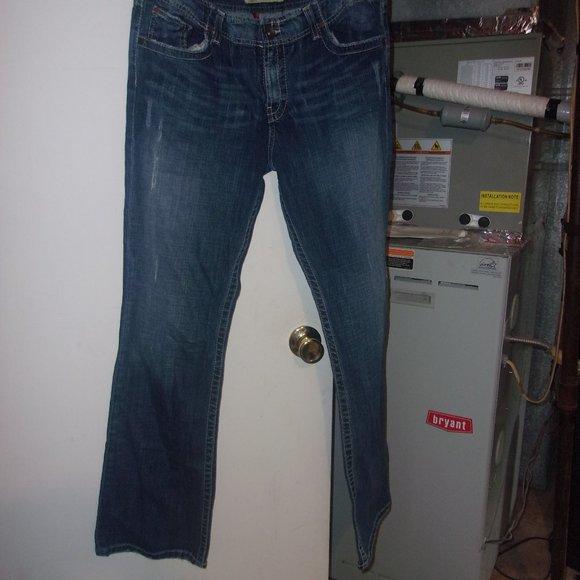 BKE Wendi Jeans Size 33 Denim